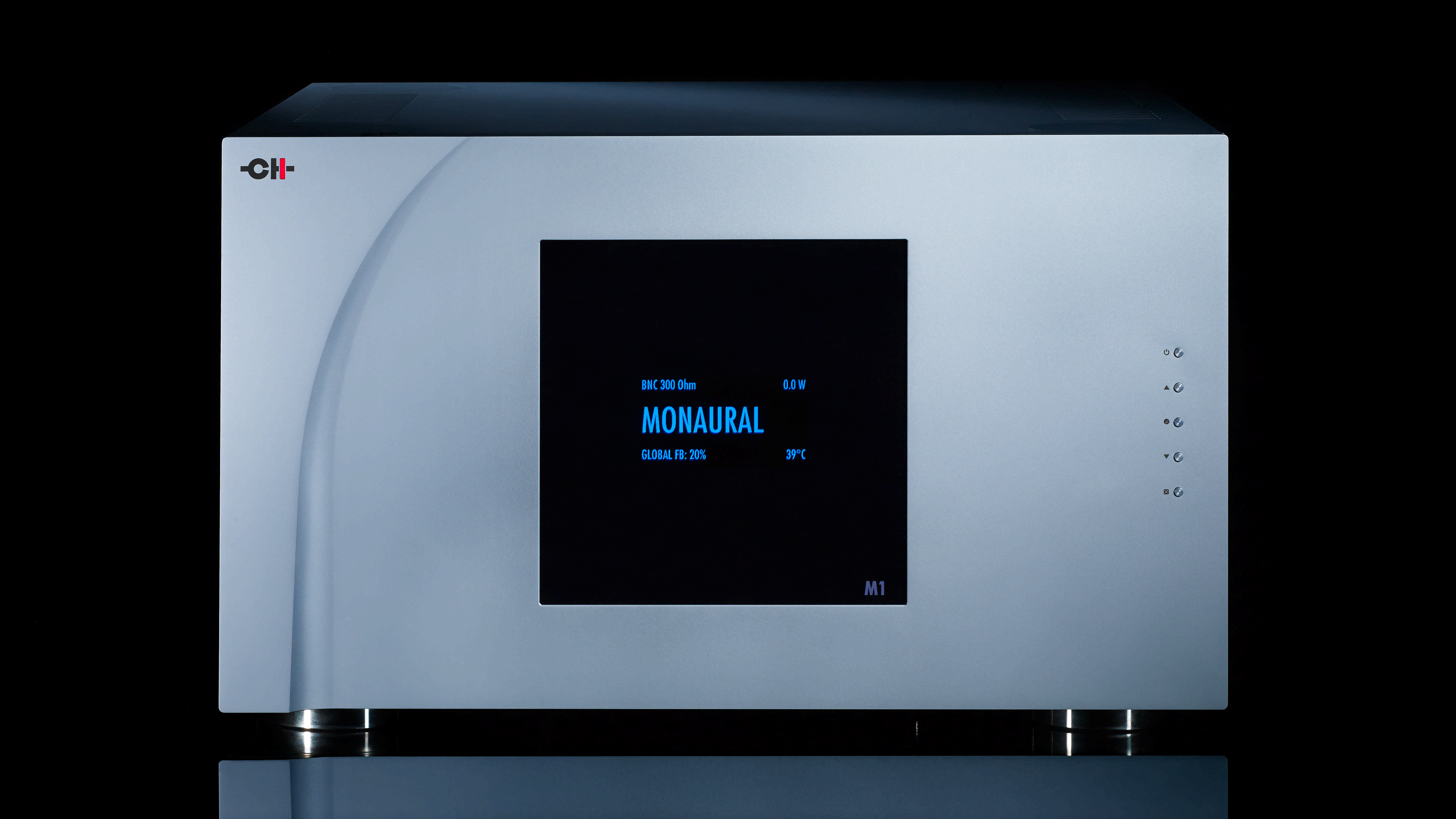 Ch Precision M1 Mono Amplifier The Future Of Amplification Differences On 2 Different Circuits Amplifiers Ch1