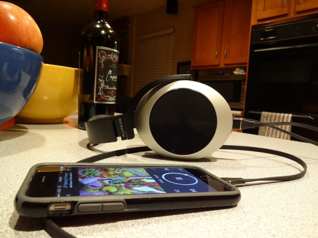Sonic Satori Impressions: Audeze Titanium EL-8 + Cypher Lightning Cable
