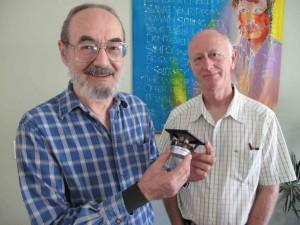 Roger Sheker-with John Mc