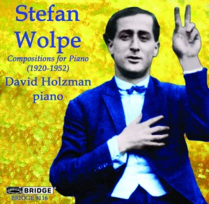 Notes of an Amateur: More Wolpe, David Finckel as Soloist, Boulez's Complete Music for Solo Piano