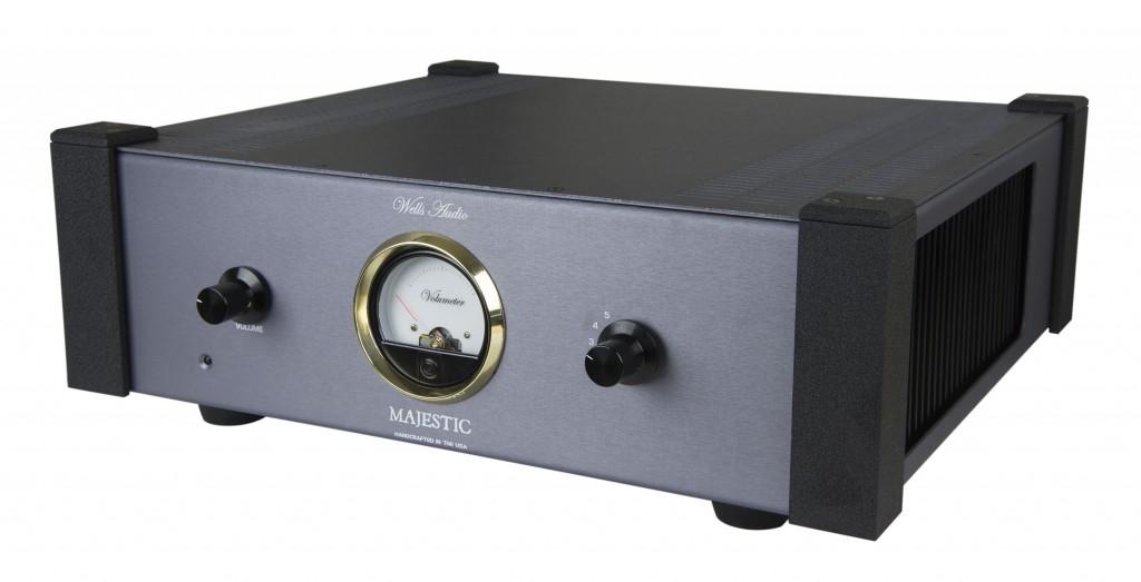 Wells Audio Majestic Amplifier