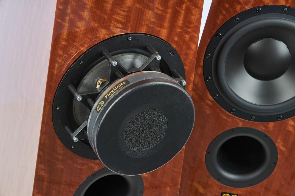 Verity Sarastro IIS loudspeakers