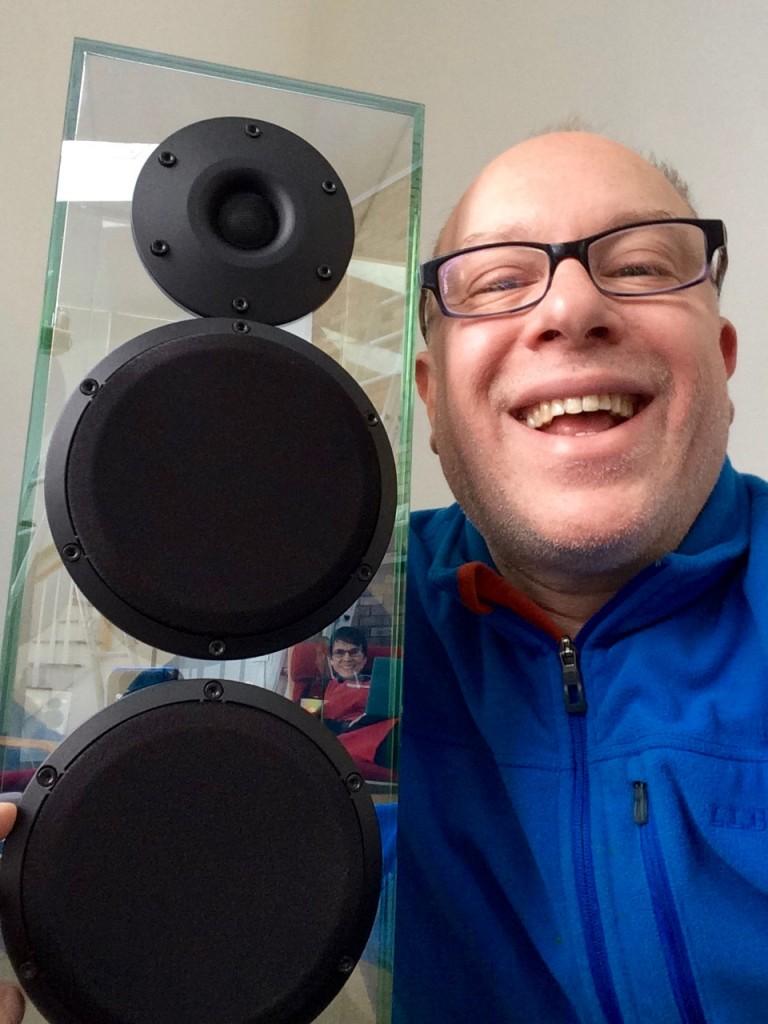 from the kipnis studios kss waterfall audio glass