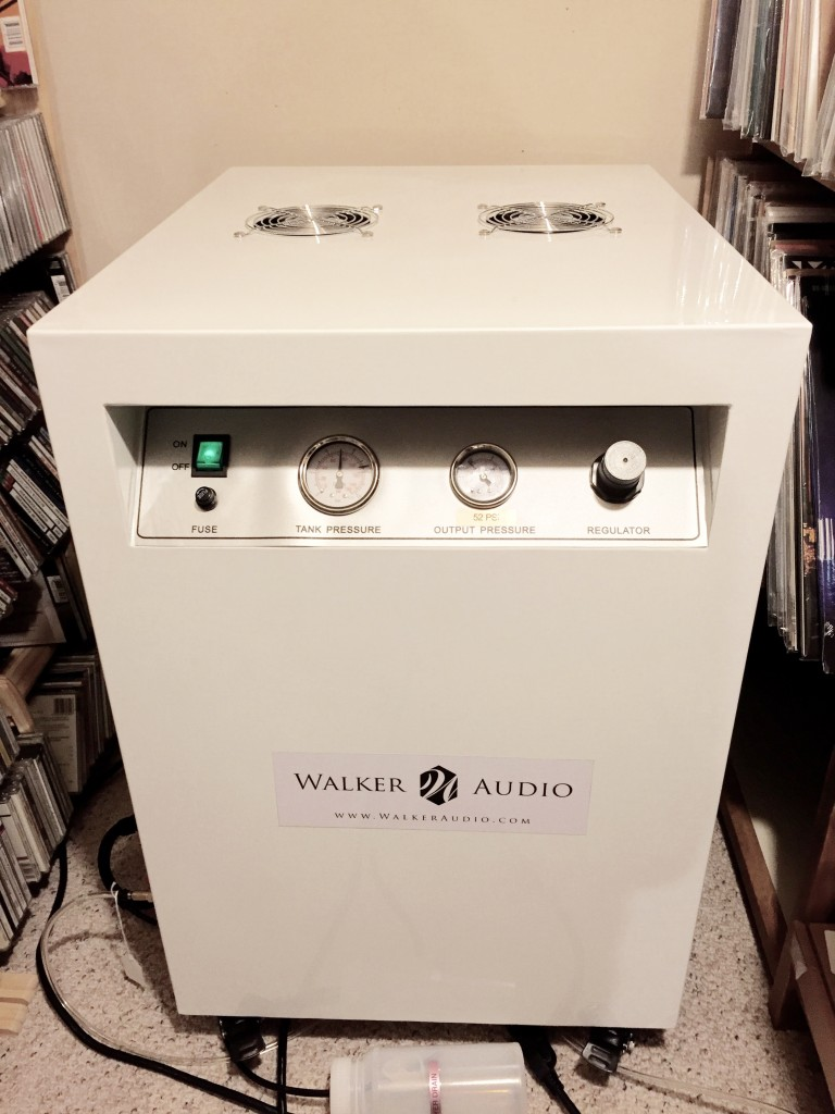 Walker Audio Air Supply