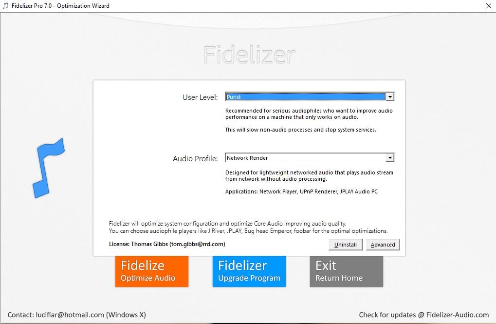 jplay fidelizer
