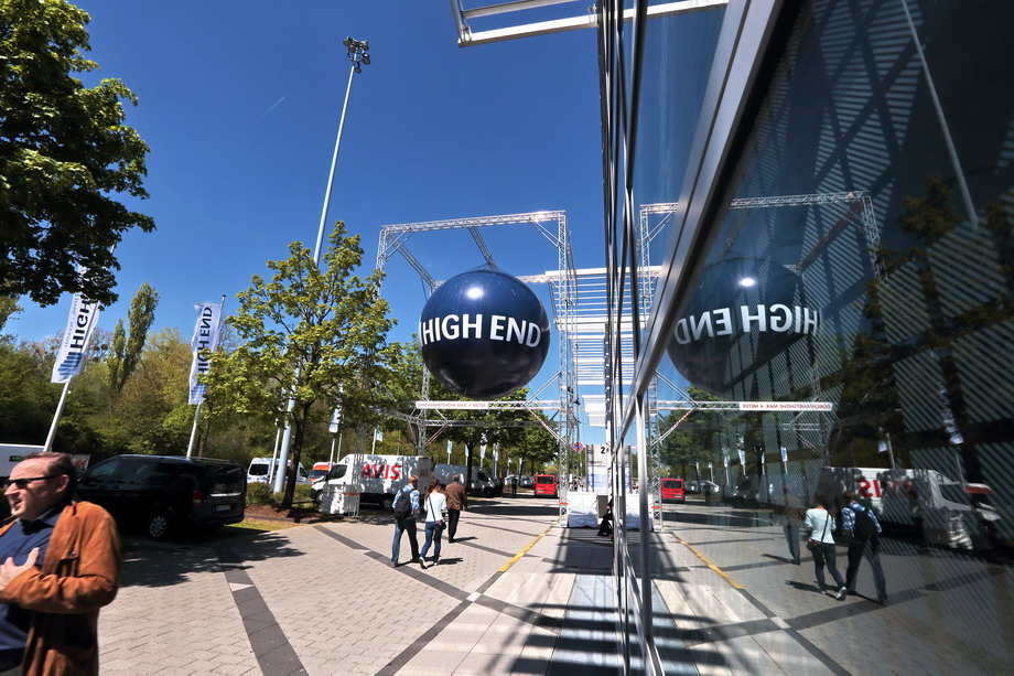 High End Exhibition 2016 - Munich, Germany