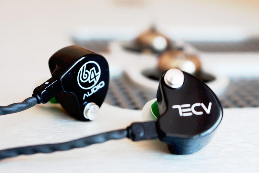 64 Audio U12 IEMs
