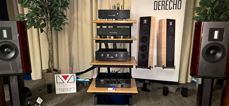 Lampizator Golden Gate DAC and DSD Komputer