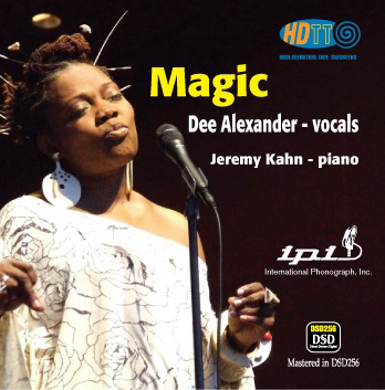 Magic by Dee Alexander on Analog Tape and DSD 256 Download