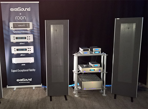 exaSound Multichannel Sound and Roon Demonstrations