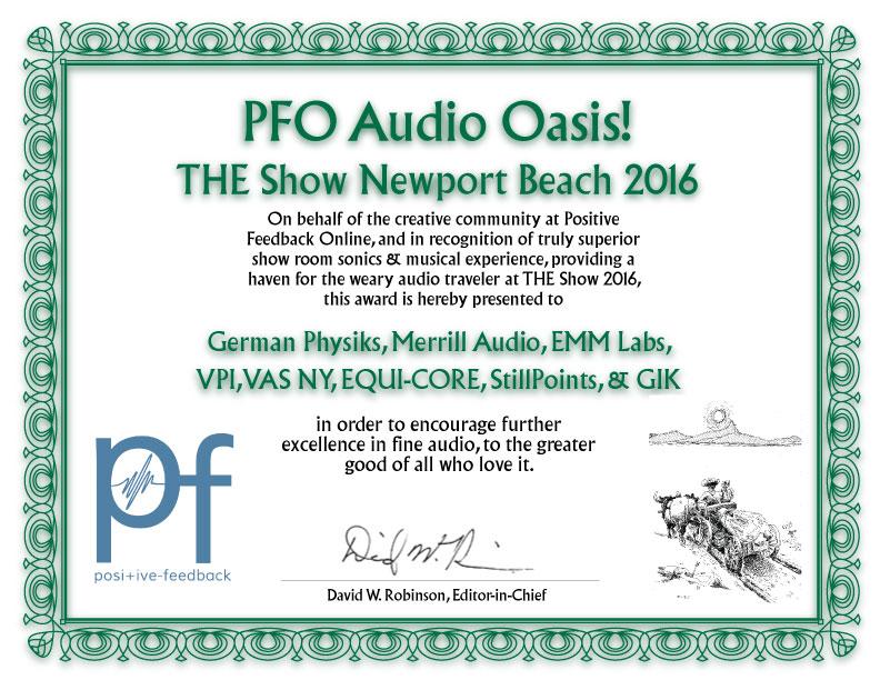 Audio_Oasis_German_Physiks_Merrill_VPI_etc