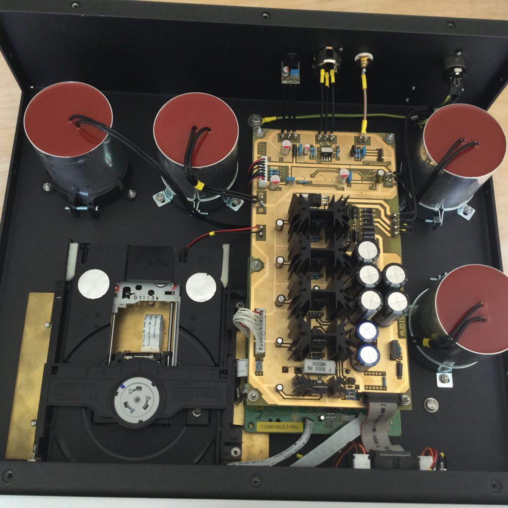 Audiomat D1 Transport