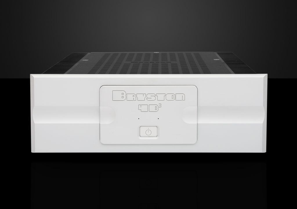 The Bryston 4B3 stereo power amp