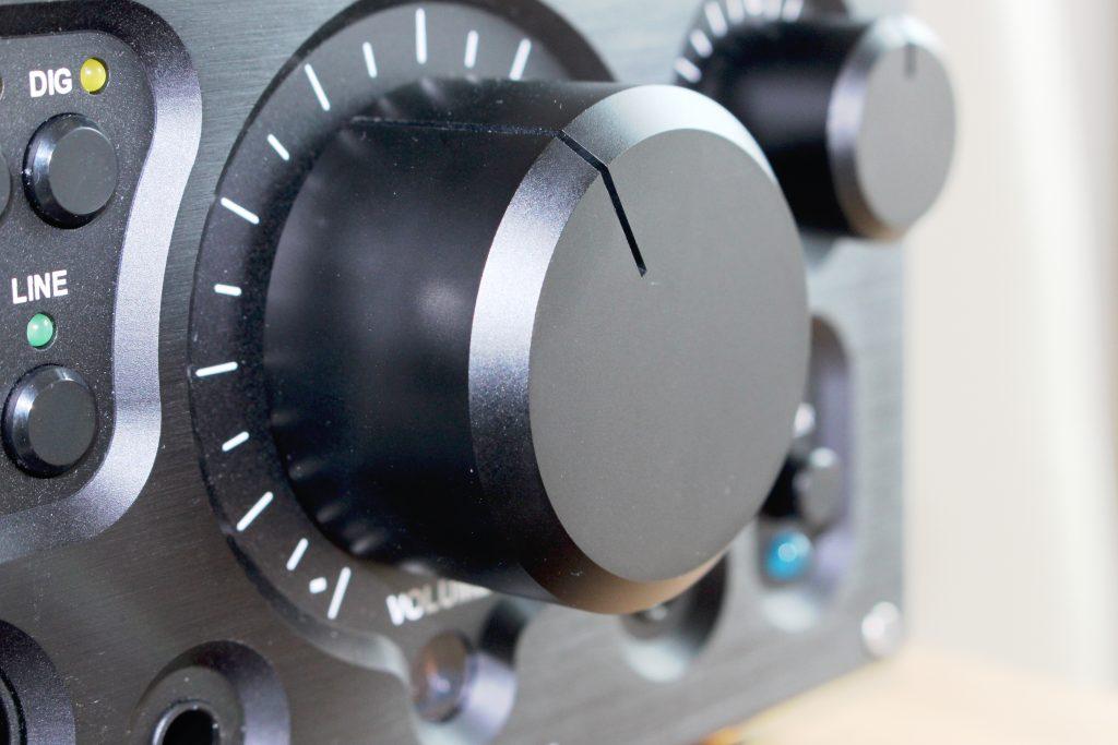 Violectric V281 Amp