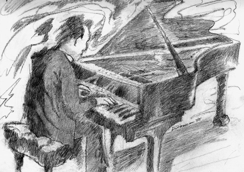 Impressions Ilya Itin Debussy Preludes Books I And Ii