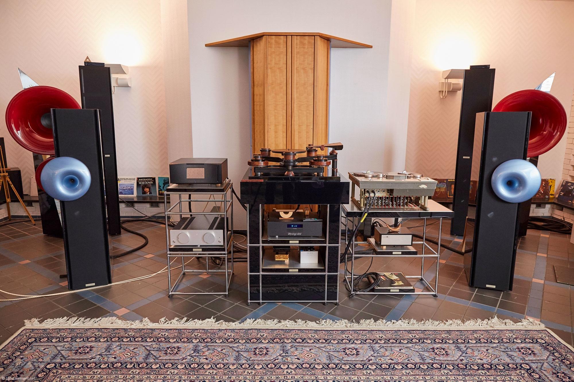 Feuilleton Acapella Audio Arts