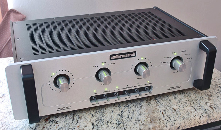 Audio Research LS-25 Preamplifier Final