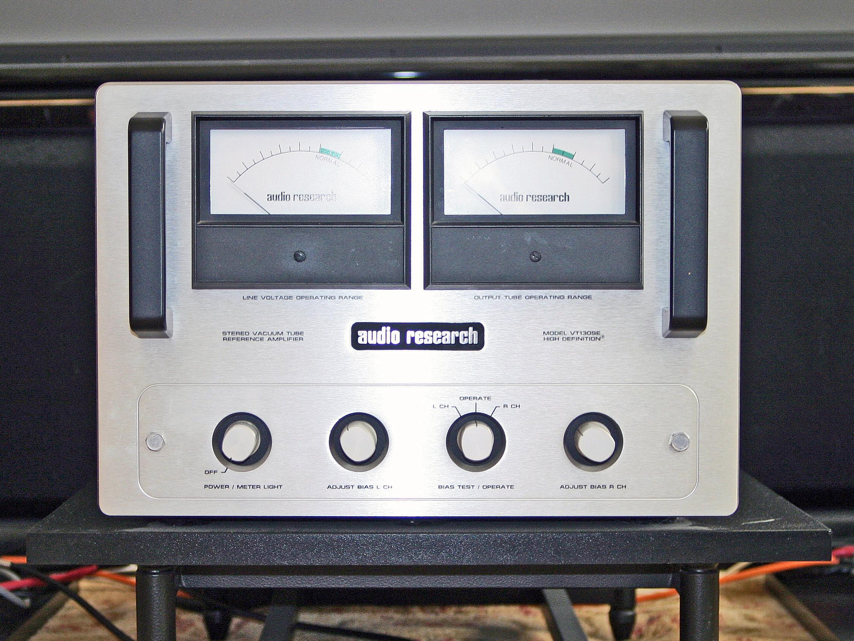 Audio Research VT130SE Amplifier Final