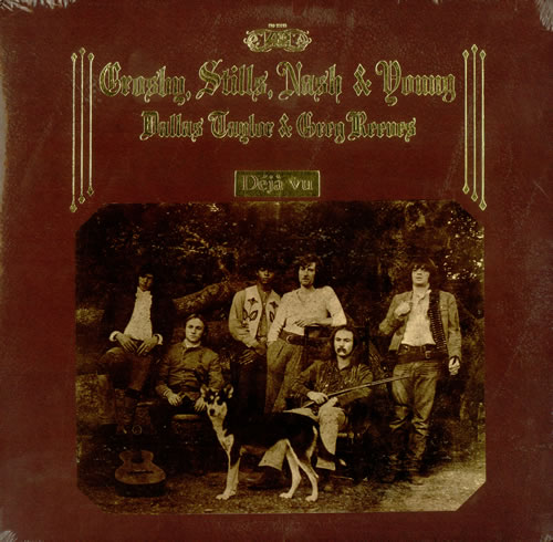 Crosby+Stills+Nash++Young+Dj+Vu+-+2nd+-+Sealed+380663