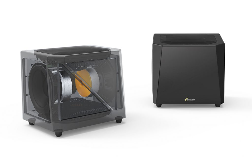 GoldenEar Technology SuperSub XXL Subwoofer
