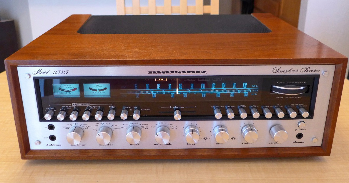 Marantz 2325 Receiver Final