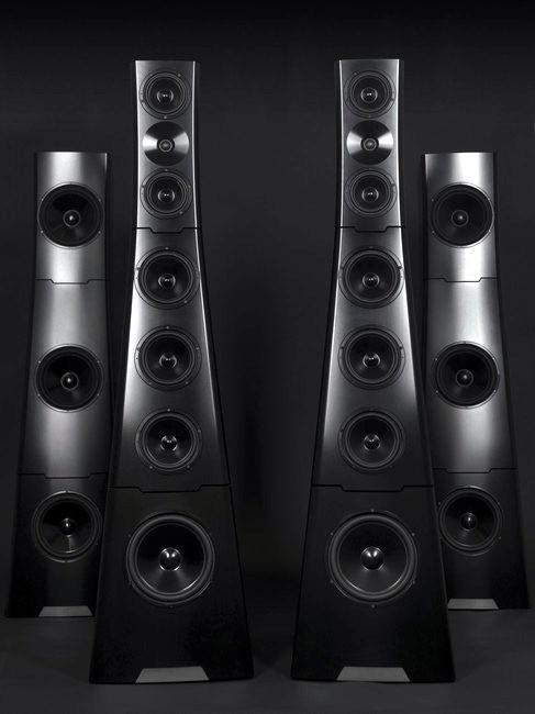 YG Acoustics Sonja XV Speaker Launch