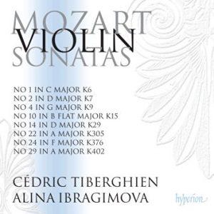 ibragimova Mozart
