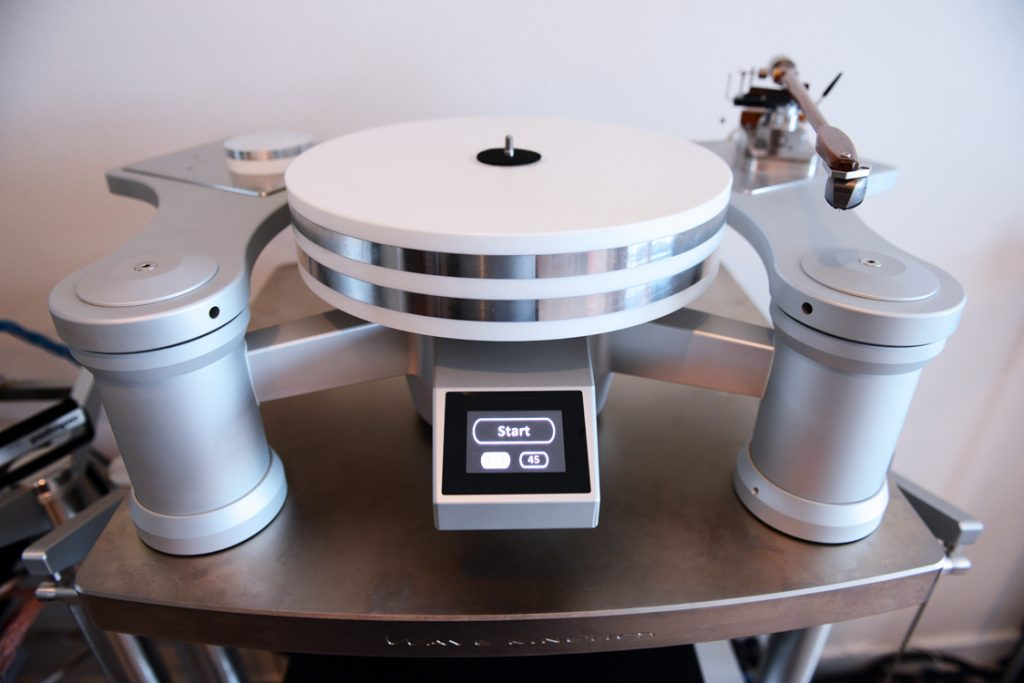 "Impressions:  The Wave Kinetics NVS Turntable, Durand Telos 12"" Tonearm, & the Ortofon Anna MC, a Photo Essay and Review"