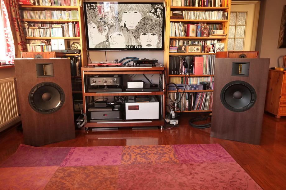 Acuhorn 15 Loudspeakers