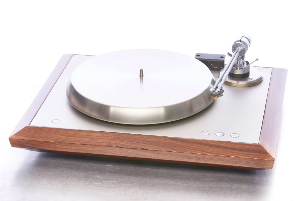 Lumen White Mystere Reference Turntable