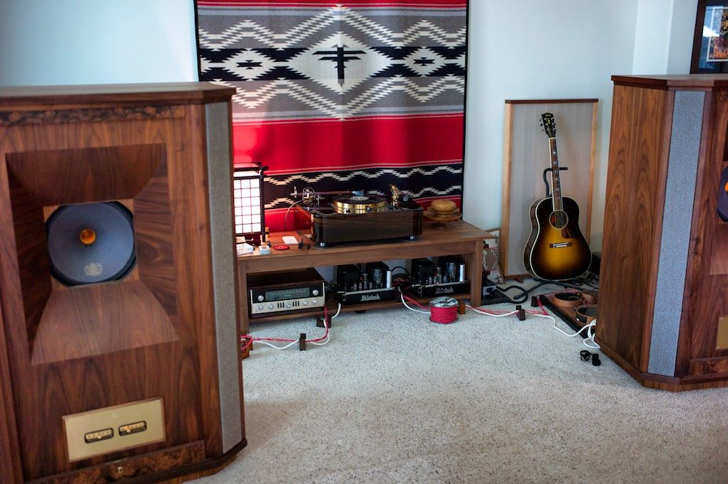 Tannoy Westminster Royal SE loudspeaker system photo.