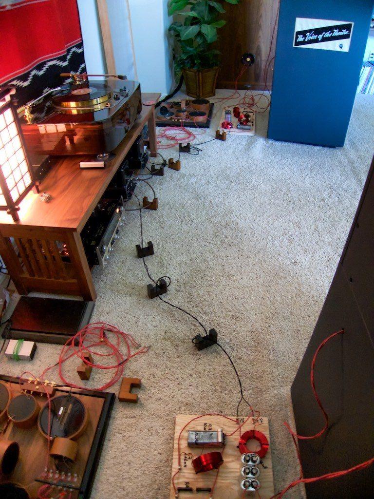 40 DCA16GA as speaker cable