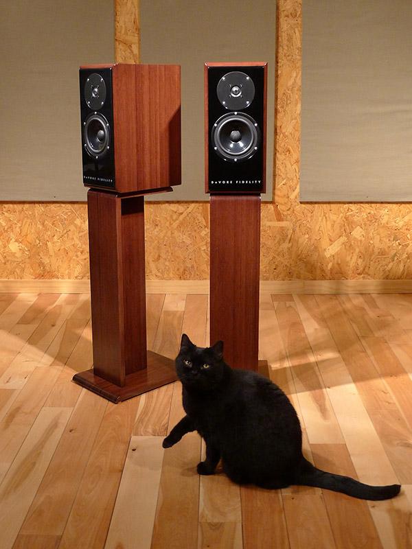 Devore Fidelity Gibbon 3XLs Loudspeakers