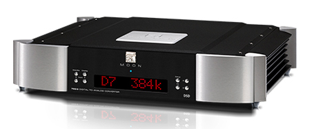 Moon Audio 780D DAC and Streamer
