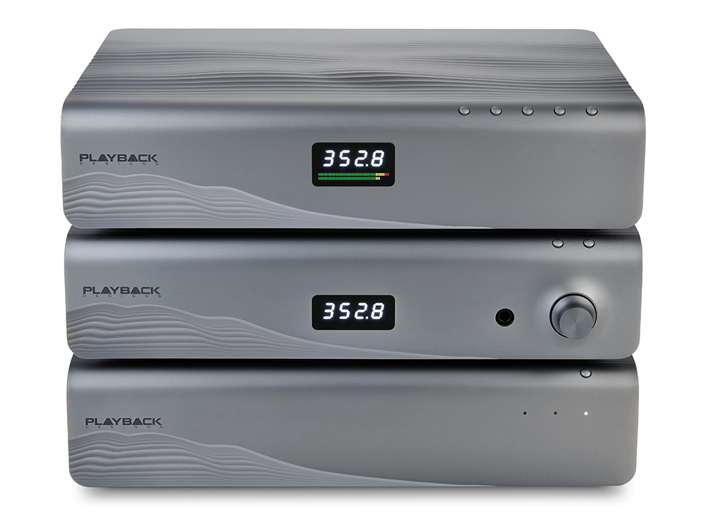 Impressions:  The Playback Designs Merlot Quad DSD DAC and Syrah Music Server, with Brief Notes on the Pinot Quad DSD ADC