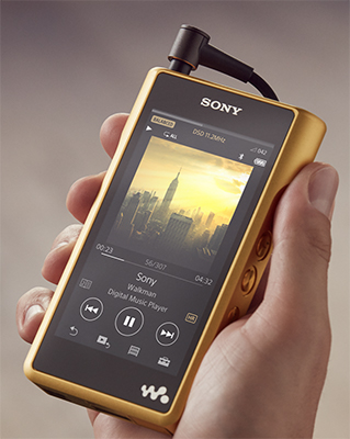 Sony Signature Series Walkman