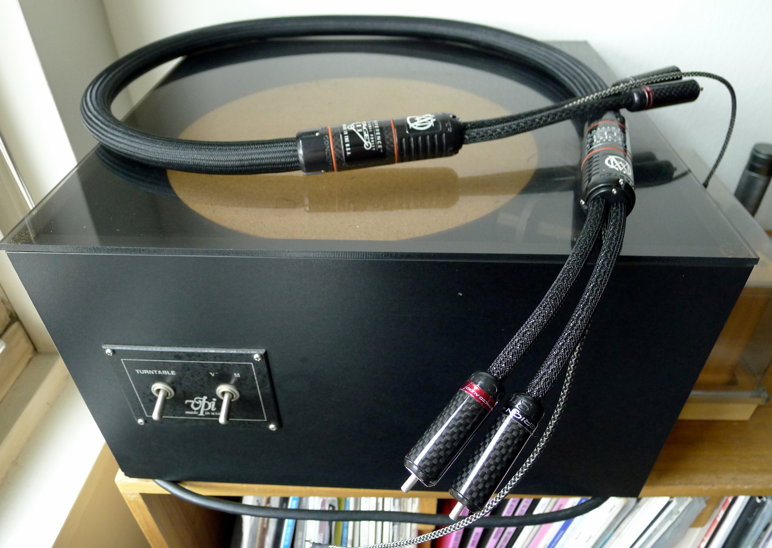 Stage III Concepts Analord Master Phono Cable