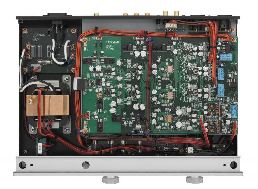 Luxman DA-250 USB D/A converter