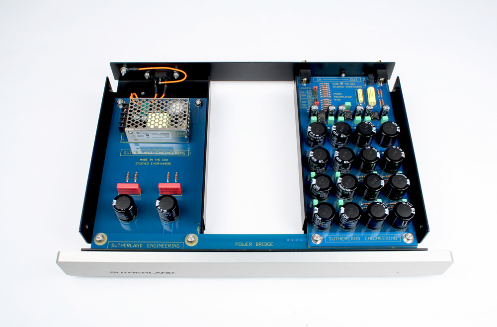 Sutherland DUO Phono Stage