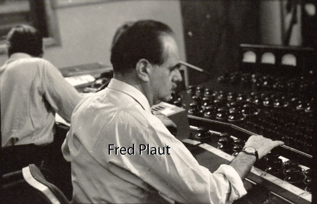 Fred Plaut - Columbia console