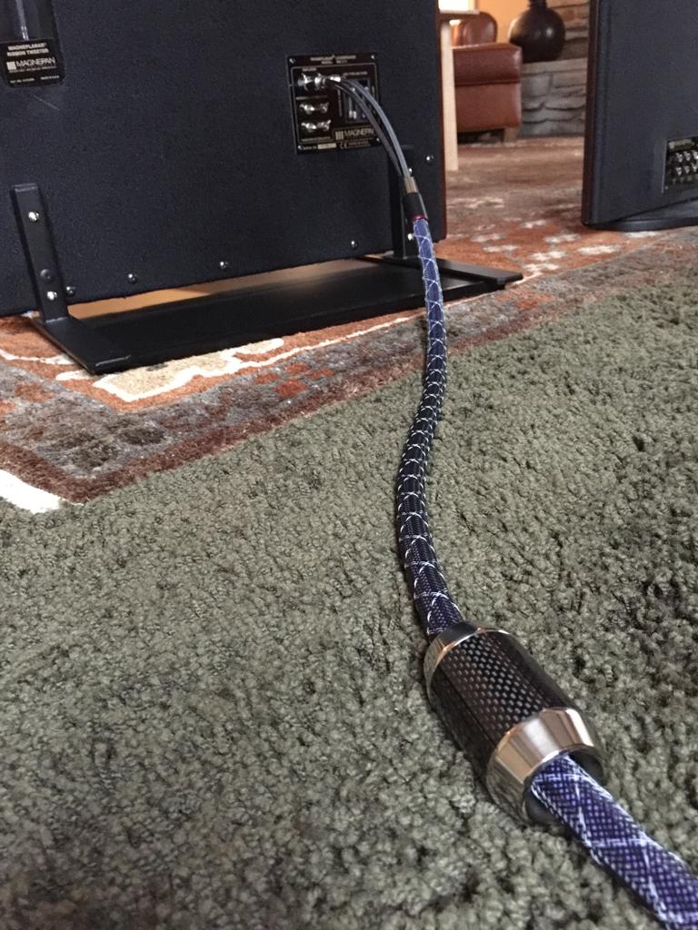 furutech nanoflux power cords nanoflux speaker cables and ncf receptacles positive feedback. Black Bedroom Furniture Sets. Home Design Ideas