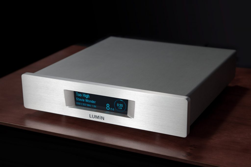 Bigger Isn't Necessarily Better: The Diminutive Lumin D1 Audiophile Network Music Player