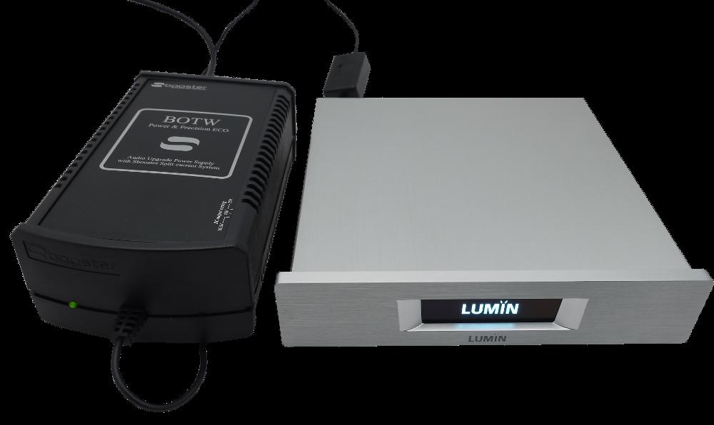 Lumin D1 en BOTW P&P ECO 12-13.2V