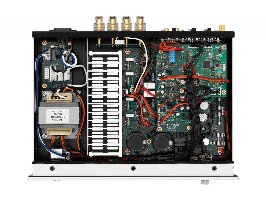 Luxman M-200 Stereo Amplifier