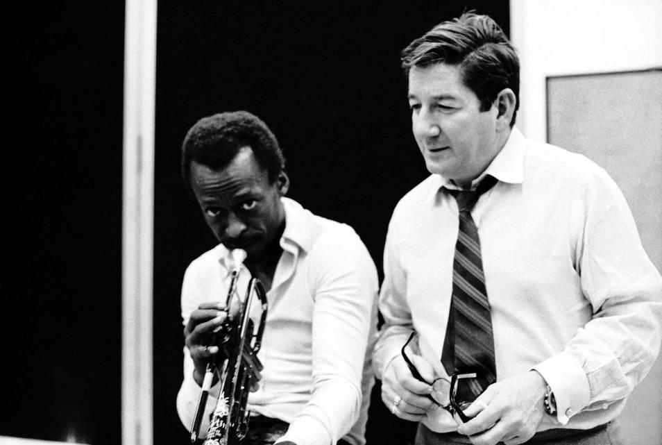 Miles Davis + Teo Macero