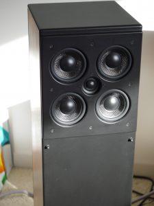 Volti Rival Loudspeakers - Positive Feedback