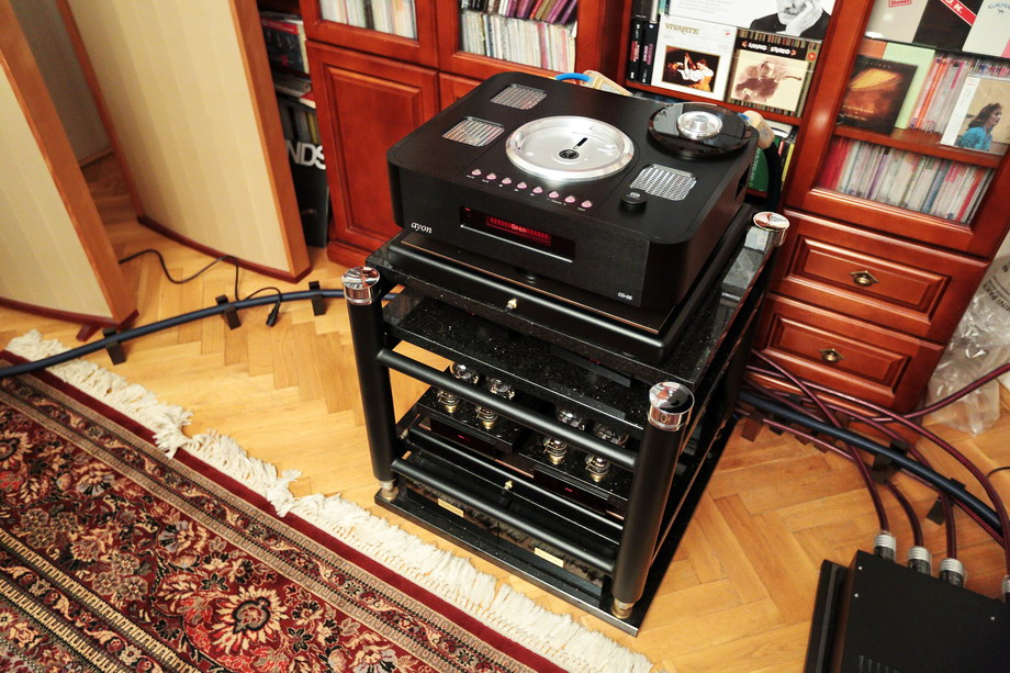 Ayon Audio CD-35 Super Audio CD Player Review + Krakow Sonic Society Vol 1, KTS Meeting # 105