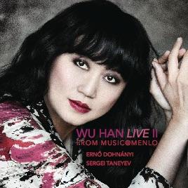 Prokofiev, Wu Han, and Kat Edmonson