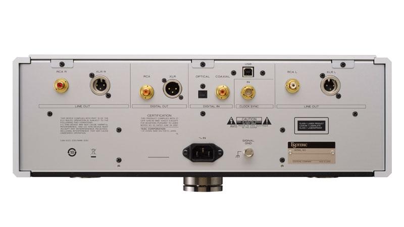 Esoteric K-01X SACD/CD Player