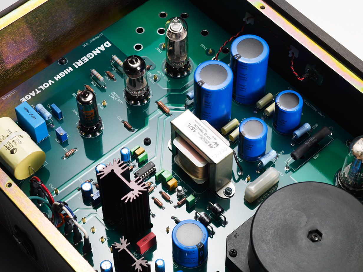 Lamm Industries LP1 Signature Phono Preamplifier